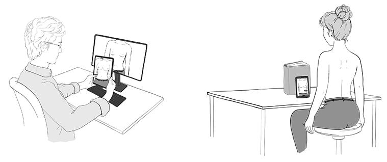 Live-Simulation der Brustvergrösserung: Augmented Reality in der clinic utoquai